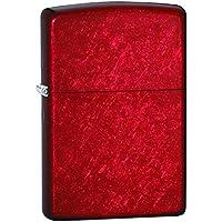 ZIPPO(ジッポー) Lighter ジッポーライター Candy Apple Red キャンディーアップルレッド/21063 [並行輸入品]