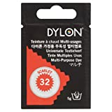 DYLON マルチ (衣類・繊維用染料) 5g col.32 スカーレット [日本正規品]