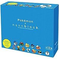 ナノブロック ミニポケットモンスター シリーズ03 (BOX) NBMPM_03S BOX商品 1BOX = 12個入り、全12種類