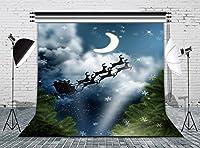8x 8ftクリスマス薄いビニールカスタマイズ背景CP写真プロップ写真背景sd182