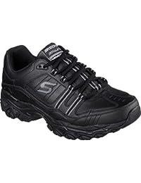 (スケッチャーズ) Skechers メンズ シューズ・靴 スニーカー After Burn Memory Fit Strike On Sneaker [並行輸入品]