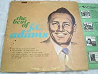 The Best Of J.T. Adams LP - Word - WST-8552-LP