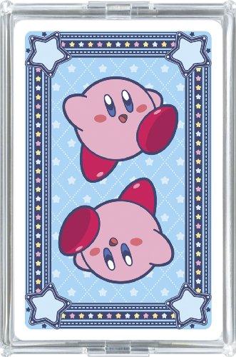 『任天堂 星のカービィトランプ 青』の1枚目の画像