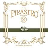 PIRASTRO OLIV 211341 バイオリン弦 オリーブ D線 ガット・ゴールド/アルミ巻