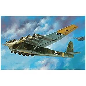 ピットロード 1/144 SNシリーズ ドイツ空軍 輸送機 Me323 D-1ギガント プラモデル SN20