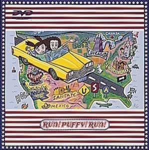 RUN! PUFFY! RUN! [DVD]