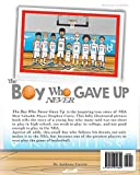 Stephen Curry: The Children's Book: The Boy Who Never Gave Up 画像