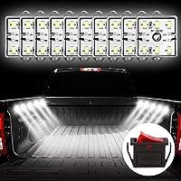 Rocomoco 60LED 12V ledライト 車内灯 ボート RV バス トラック トラクター ルームランプ 照明 インテリア カー用品 10灯