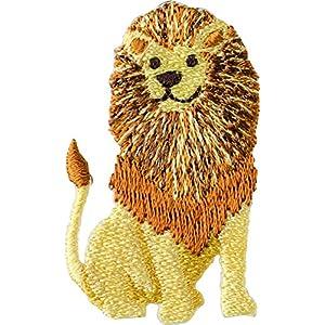 ハマナカ Animal Tree(アニマル・ツリー) ワッペン ライオン H457-980