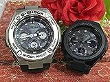 カシオCASIO 腕時計 G-SHOCK ペアウォッチ 純正ペアケース入り ジーショック&ベビージー 2本セット GST-W310-1AJF MSG-W100G-1AJF