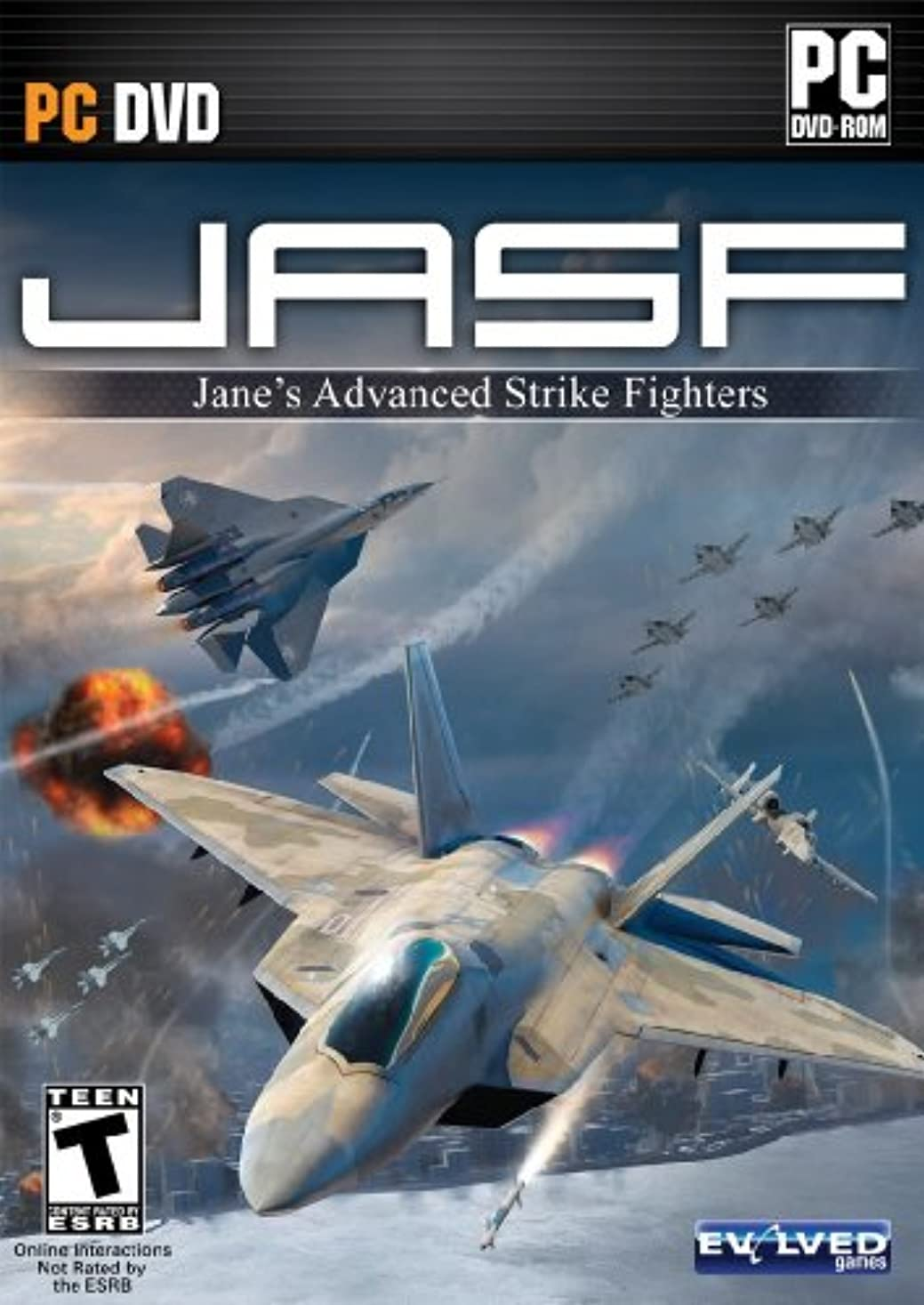切手ミスリールJane's Advance Strike Fighters (輸入版)