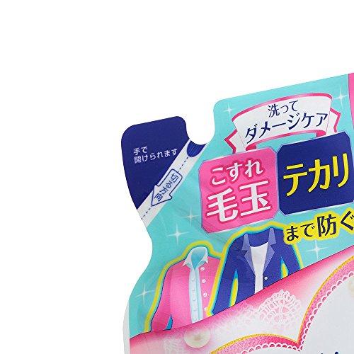 『【まとめ買い】アクロン おしゃれ着洗剤 フローラルブーケの香り 詰め替え 400ml×2個』の3枚目の画像