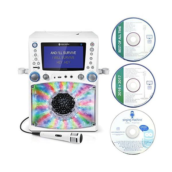Singing Machine Bluetoot...の商品画像