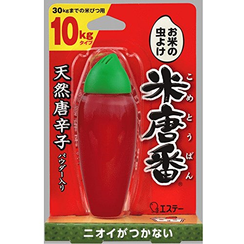 米唐番 虫よけ 虫除け 虫対策 米 米びつ用防虫剤 10kg...