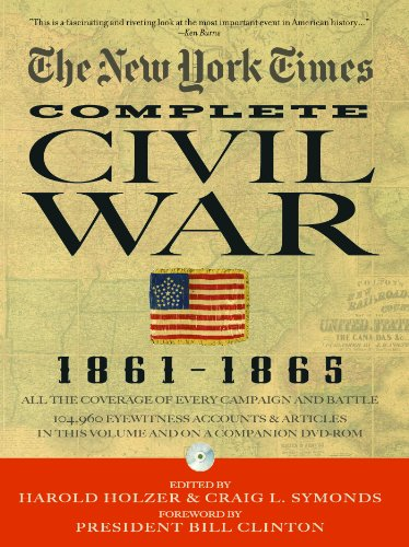 New York Times The Complete Civil War 1861-1865