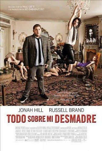 Todo Sobre Mi Desmadre (Dvd Import) (European Format - Region 2) (2011) Jonah Hill; Russell Brand; Rose Byr
