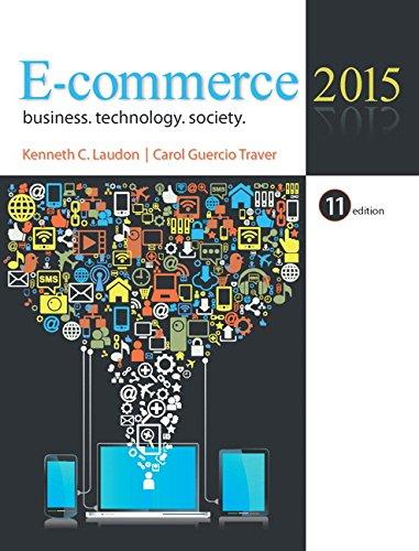 Download E-Commerce 2015 (11th Edition) 0133507165