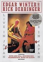 Edgar Winter & Rick Derringer: Live in Japan (1990) [DVD] [Import]
