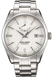 [オリエント]ORIENT 腕時計 ROYAL ORIENT ロイヤルオリエント スタンダード 機械式時計 ホワイト WE0041EK メンズ