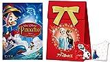 【メーカー特典あり】ピノキオ スペシャル・エディション(「アナと雪の女王」オリジナル ギフトバッグ付) [DVD]