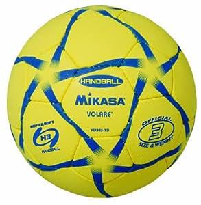 ミカサ ハンドボール 練習球3号 屋外用練習球 男子用(一般/大学/高校) HP303-YB