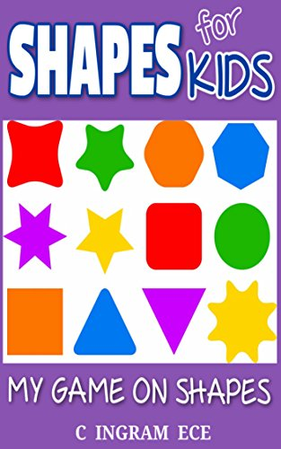 Game of Shapes for Kids (English Edition)