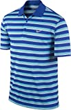 ナイキ ポロシャツ Nike Tech Vent Stripe Golf Polo 2015 M 639710-404