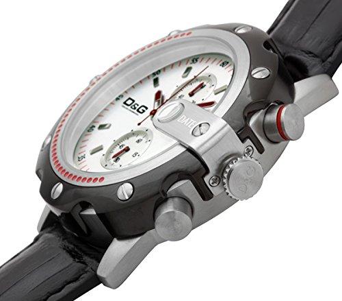 ドルチェ&ガッバーナ D&G SEAN クロノグラフ 腕時計 DW0366[並行輸入品]