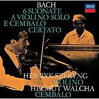 BACH - 6 SONATAS FOR VIOLIN AND HARPSICHORD [2CD] (Korea Edition)