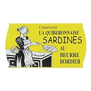 ラ ギブロネーズ ボルディエバターサーディン