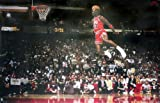 Michael Jordan Poster Slam Dunk Contest (88cm x 59,5cm)