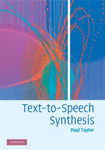 Text-to-Speech Synthesis eBook: Paul Taylor: Amazon com au