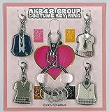 AKB48公式グッズ グループ衣装キーリング