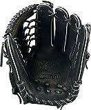 ZETT(ゼット) 野球 軟式 オールラウンド グラブ(グローブ) ウイニングロード (右投げ用) BRGB33650 ブラック