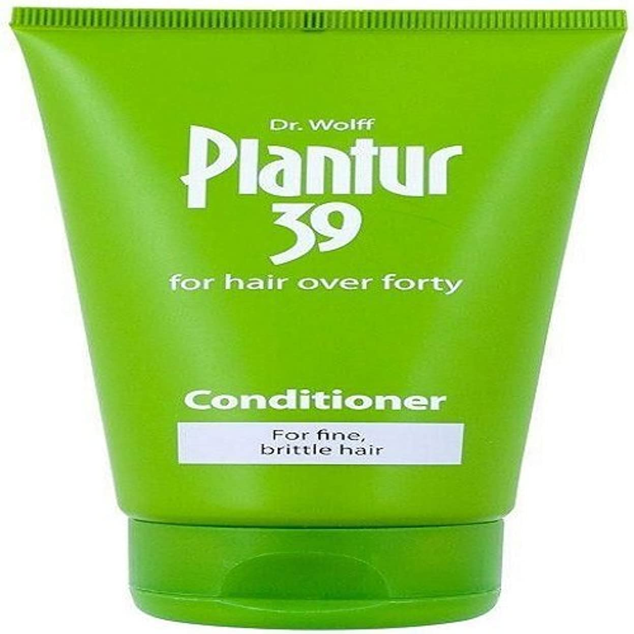 環境フォーカス劇場Plantur 39 150ml Fine & Brittle hair conditioner by Plantur [並行輸入品]
