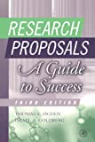 Research Proposals, Third Edition: A Guide to Success