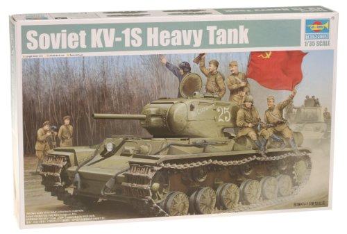 """1/35 ソビエト軍 KV-1S 重戦車 """"スコロツノイ"""""""