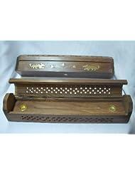 Wooden Incense Burner
