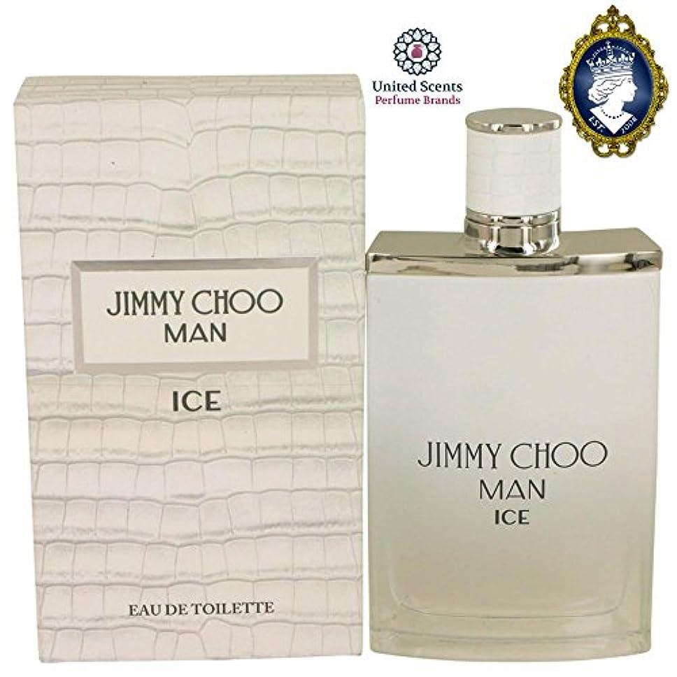 うつ終点小屋ジミーチュウ マン アイス オードトワレ 100ml JIMMY CHOO MAN ICE EAU DE TOILETTE [2174] [並行輸入品]