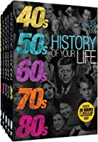 History of Your Life-Decades Collection-40s-80s [DVD] [Import]