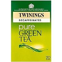 トワイニング緑茶は、パックごとに20をカフェインレス - Twinings Green Tea Decaffeinated 20 per pack [並行輸入品]