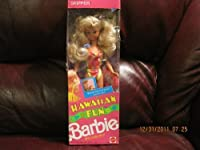 Skipper Hawaiian Fun Barbie with Hula Skirt!