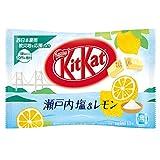 キットカット ミニ 瀬戸内 塩&レモン 11枚 ×24袋セット