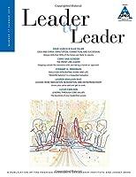 Leader to Leader (LTL), Volume 77, Summer 2015 (J-B Single Issue Leader to Leader)