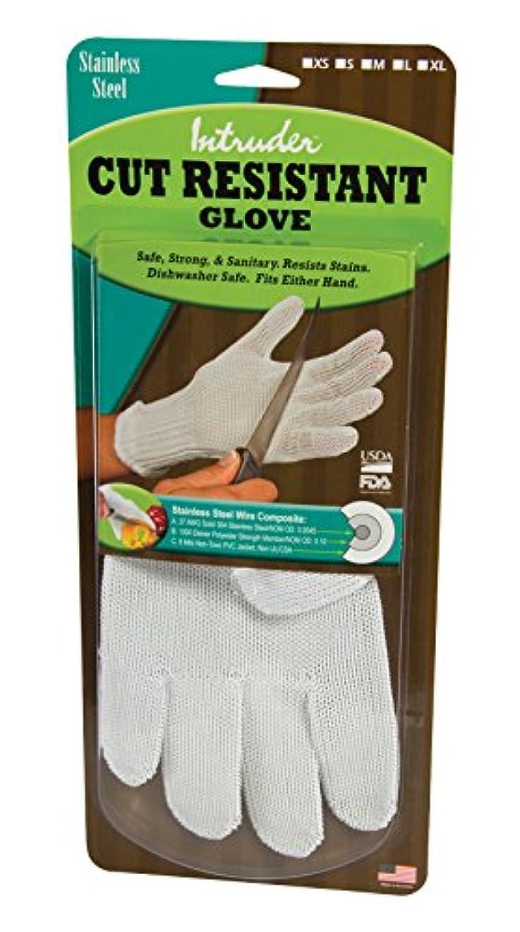 狐ヘルシー今までIntruder カット 耐性 メッシュ カッティング 手袋 安全な 手 小