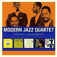 Original Album Series by MODERN JAZZ QUARTET (2012-09-17)