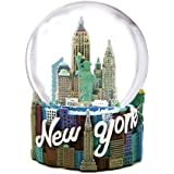 New York City Classic Snow Globe - 80mm by Zizo