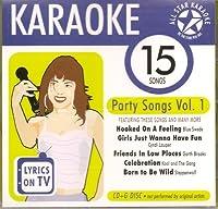 Karaoke: Party Songs 1