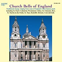 Church Bells Of England by VARIOUS ARTISTS (1995-12-12)