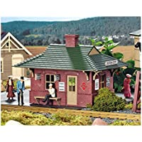Piko G Scale Train Building River City Station Built-Up 62709